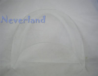 For Kawasaki   Neverland Windscreen Windshield for Kawasaki ZZR 400 ZZR400 93 ABC 2 Colors