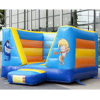 12-14 Years Playhouse & Backyard Play Set Classic Outdoor advertising inflatable play toy house bouncy castle bouncer trampoline moonwalks sale kids party gifts Christmas inflatables toys