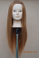Training Mannequin Head asian hair cuts - New Arrival Professional Female Mannequin Training Head for Make up and Hair Cutting Washing Drying Braiding
