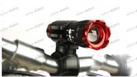 Head Lights cree q5 bike light - LLFA2500 Super Bright Bike Bicycle Head Front Light CREE Q5 LED Flashlight Lumen Torch Clip Red Bule Black Colors