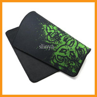 Wholesale Razer Goliathus Asperities Overlocking Professional Gaming Rubber Mouse Pad Mat S x x mm