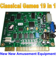 Wholesale Best Quality Classical Game In With Button Function Game Pcb For Cocktail Arcade Machine Multi Horizontal Game Board For Table Top
