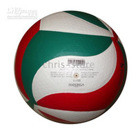 Wholesale New FLISTATEC FIVB V5M5000 Volleyball PU Soft Indoor Volleyball Good Quality