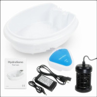 Wholesale Brand New ION IONIC DETOX FOOT SPA TUB BATH CLEANSE SPA MACHINE GSD