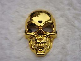Wholesale Halloween Skull skeletons mask various colors