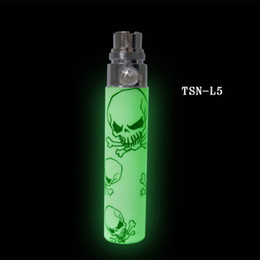 Lighting TSN Battery For EGO Atomizer Fluorescent Light Battery At Dark Night from amazestore DHL free shipping