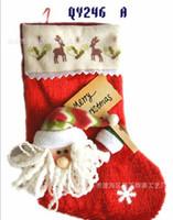 Wholesale Christmas gift Christmas gift Christmas stocking essential
