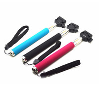 Wholesale 1 Handheld Aluminum Alloy Monopod w Tripod Mount Adapter for GoPro HD Hero Black