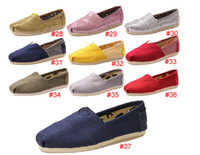 30pairs Women's tom casual canvas shoes, EVA flat pattern st...