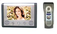 Wireless wireless door camera - quot LCD Color Video Door Phone DoorBell Kit Intercoms Monitors IR Cameras