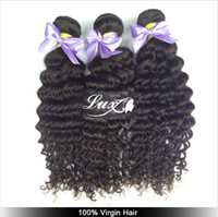 Curly luxy hair - Grade A Eurasian Virgin Hair Luxy Hair Virgin Deep Curly Wave Queen Hair Extension Color b Factory Price by DHL