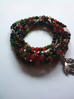 Wholesale fashion Red agate garnet bracelet Jewlery for women