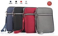 Wholesale 1000pcs High Quality quot Portable Bag Handbag Sleeve Protective Case for inch Tablet PC iPad iPad