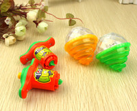 Wholesale Fashion Bounce Gyro Spring Beyblade Educational Spinning Top Children s Small Toys Gifts