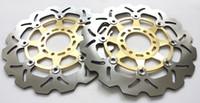 Brake Discs YAMAHA  Free Shipping CNC Front Brake Disc Rotor for YAMAHA TZR 125 1993 1994 1995 R WAVE GOLD