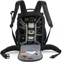 Wholesale Lowepro Flipside AW design Photo bag SLR AW black green DSLR case Hottest camera bag