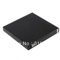 Wholesale New USB External Laptop PC DVD ROM CD RW Slim Protable Optical Drive