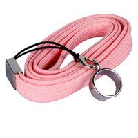 100pcs lot EGO Lanyard, string, necklace for e cig with Chain ...