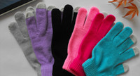 Wholesale Christmas gift Touch Screen Smart Gloves For Capacitive Screens Winter