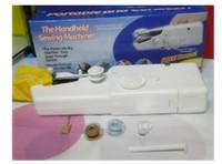 Free Shiping 60pcs/lot o Handheld máquina de costura à mão ponto portátil de armazenamento. Sem fios