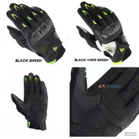 Wholesale 2013 A star kawasaki ghost claw M10 gloves top knight gloves motorcycle gloves motorbike glove with black color and size M L XL