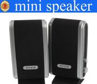 Wholesale USB Portable sound box Mini speaker Multimedia Speaker For Laptop PC Computer