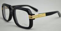 Wholesale Germany Top brand Designer Cazal Sunglasses Cazal Men Women Vitage Gradient lens Sunglasses with Clear lens Optical eyeglasses frame