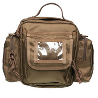 Wholesale WINFORCE TACTICAL GEAR WS Camera Low profile Bag CORDURA QUALITY GUARANTEED OUTDOOR SHOULDER BAG