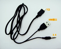 aux cable bluetooth - 50 Mini Usb Pin to Usb A mm Aux Charge Audio Cable Cord for Mp3 Mp4 Bluetooth Speaker