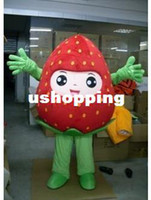 Animal Angel Sexy Mascot Plant strawberry shortcake cartoon clothes props dolls clothing anime clothing Cartoon Costumeship by ems
