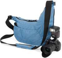Wholesale Passport sling blue DV bag Lowepro video pouch camera case