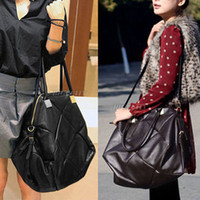 Wholesale New Ladies Womens Quilted Tote Hobo Shoulder Bag Handbag bx65