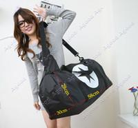 Wholesale 3 Travel bag luggage handbag portable one shoulder cross body bag large capacity boarding bag