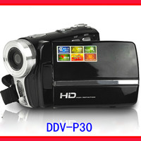 Wholesale LED FLASH LIGHT MAX megapixels CAMERA DV quot HD P Digital Video Camera recorder Camcorder DigiLife K200 christmas Gift