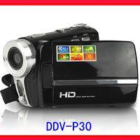 Wholesale LED FLASH LIGHT MAX megapixels CAMERA DV quot HD P Digital Video Camera recorder Camcorder DigiLife K200 christmas Gift