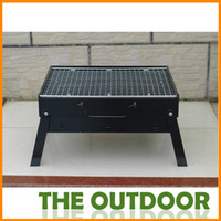 Wholesale Portable oven folding oven BBQ Grills oven Outdoor barbecue grill outdoor picnic barbecue oven