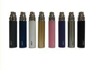 Wholesale 2014 New best price mAh mAh mAh eGo T battery for eGo W eGo C e cigarette Multi Colors for choosen from powerkey