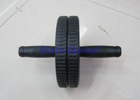 Wholesale Abdominal Wheel Ab Roller Good for Gym exercise Workout Exercise New High Quality