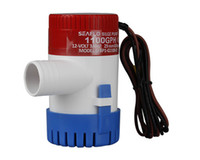 Wholesale New CE Passed Seaflo Marine Boat Submersible Water Bilge Pump GPH V Amp With Retail Box