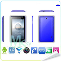 superpad - 2G Phone call inch A13 Phablet Dual Camera Dual Sim Capacitive Screen GHz M GB Tablet PC Bluetooth WIFI MID Superpad
