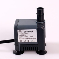 Wholesale New W GPH Submersible Pump Aquarium Pond Powerhead Fountain Pump Water Fall Hydroponic