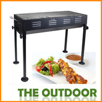 Wholesale High Quality outdoor picnic barbecue oven high end Outdoor barbecue grill oven