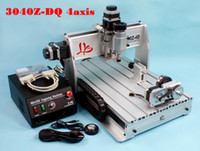 Wholesale 4 axis CNC Z DQ engraving machine cnc router cnc engraver made in China