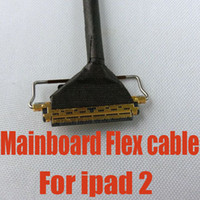 Wholesale High quality For Ipad main board flex cable Free ship