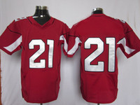 Wholesale Cardinals Elite Jersey Daryl Peterson Red Sports Jerseys High Quality Cheap Mens New American Football Jerseys Stitched All Team Jerseys