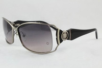 al por mayor paquetes de monturas de gafas-Los vidrios eyewear de la manera de los hombres MB283 de la manera de los hombres de la manera noble del marco lleno con el embalaje original que envía libremente