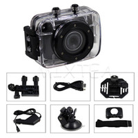 Wholesale HD Inch Touch Screen extreme Sports Waterproof Camcorder Digital Camera DV Car DVR