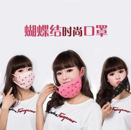 Wholesale Pure cotton warm double mask Cotton masks adult dust protection layer warm