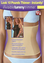 Wholesale qualified Invisible Tummy Trimmer Waist cinchers body shaper Retial