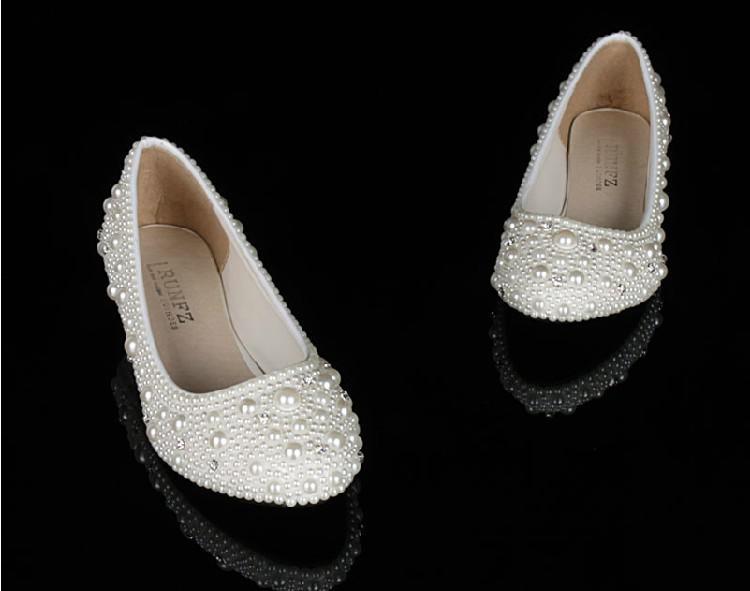 Elegant Wedge Heel Wedding Bridal